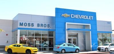 Moss Bros. Chevrolet Image 3