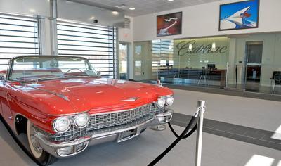 Cadillac of Bentonville Image 1