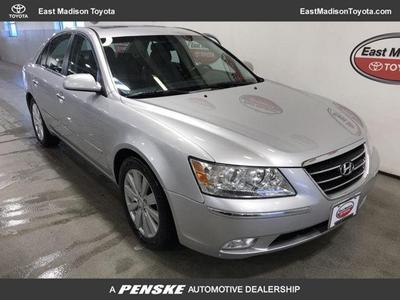 2009 Hyundai Sonata Limited for sale VIN: 5NPEU46F99H446662