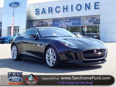 Jaguar F-TYPE 2017 for Sale in Randolph, OH