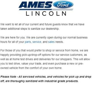 Ames Ford Lincoln Image 5