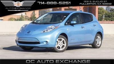 Nissan Leaf 2011 a la venta en Fullerton, CA