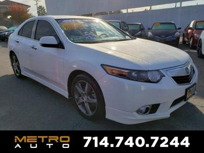 2012 Acura TSX 2.4 for sale VIN: JH4CU2F85CC013077