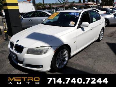 2011 BMW 328 i for sale VIN: WBAPH5C50BA445392