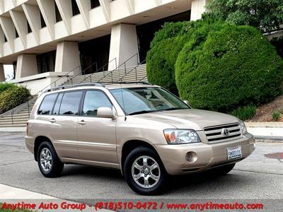 2005 Toyota Highlander  for sale VIN: JTEGP21A650063006