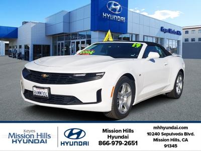 Chevrolet Camaro 2019 for Sale in Mission Hills, CA