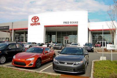 Fred Beans Toyota of Flemington Image 2