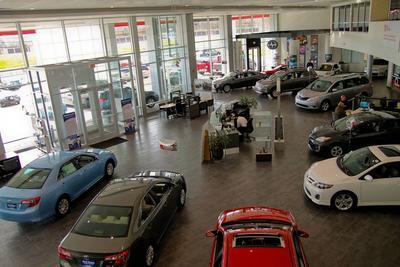 Fred Beans Toyota of Flemington Image 3