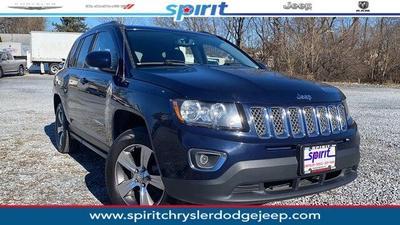 Jeep Compass 2016 for Sale in Swedesboro, NJ