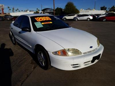 2000 Chevrolet Cavalier  for sale VIN: 1G1JC5249Y7168420