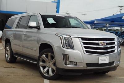 2019 Cadillac Escalade ESV Luxury for sale VIN: 1GYS4HKJ2KR110204
