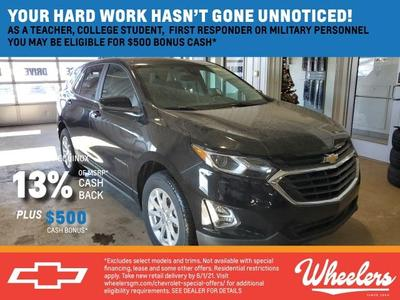 Chevrolet Equinox 2021 for Sale in Medford, WI