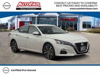 Nissan Altima 2021 a la venta en Stratham, NH