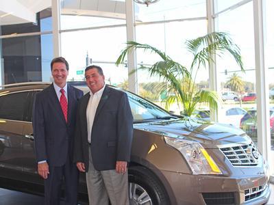 Huston Cadillac Buick GMC Image 5