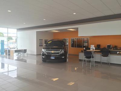 Bill Cram Chevrolet Image 4