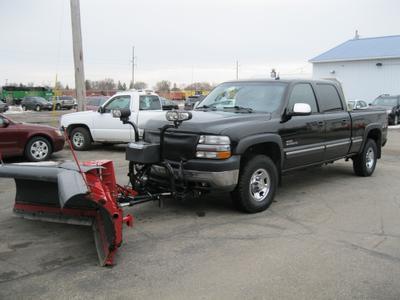 Chevrolet Silverado 2500 2002 for Sale in Saint Cloud, MN