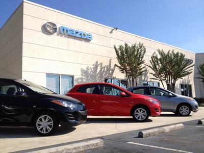 Hickory Mazda Mitsubishi Image 1
