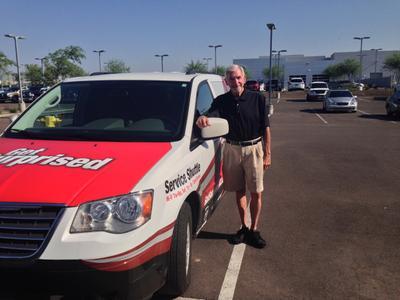 Larry H. Miller Chrysler Jeep Dodge RAM Surprise Image 1