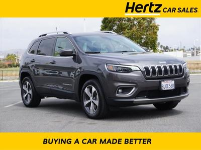 Jeep Cherokee 2019 for Sale in Ventura, CA