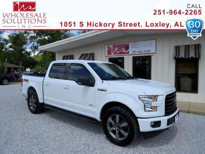 Ford F-150 2017 for Sale in Loxley, AL