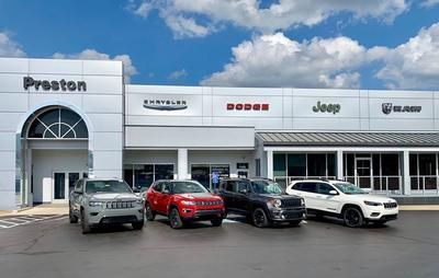 Preston Chrysler Dodge Jeep Ram Image 5