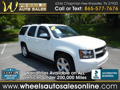 2007 Chevrolet Tahoe LT for sale VIN: 1GNFC13047R246176