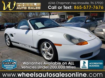Porsche Boxster 1997 for Sale in Knoxville, TN