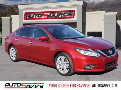 Nissan Altima 2017 for Sale in Lindon, UT