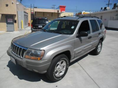 2000 Jeep Grand Cherokee Laredo for sale VIN: 1J4G248S2YC134664