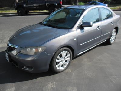 2008 Mazda Mazda3 i Touring for sale VIN: JM1BK32G381826555