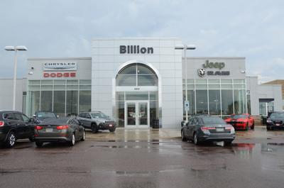 Billion Auto Sioux Falls >> Billion Auto Chrysler Jeep Dodge Ram Fiat In Sioux Falls Including