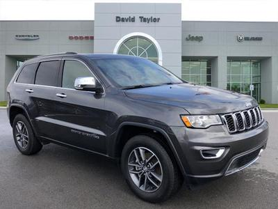 2018 Jeep Grand Cherokee Limited for sale VIN: 1C4RJFBG2JC379245