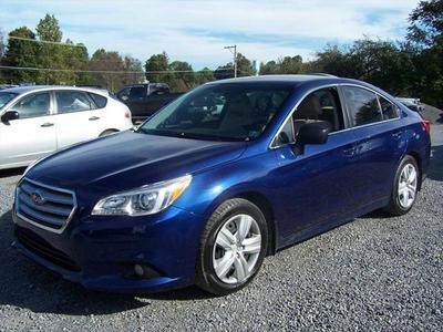 2015 Subaru Legacy 2.5i for sale VIN: 4S3BNAA60F3016158