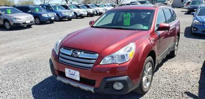 2013 Subaru Outback 3.6R Limited for sale VIN: 4S4BRDLCXD2233160