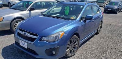 2014 Subaru Impreza 2.0i Sport Premium for sale VIN: JF1GPAL62E9236920