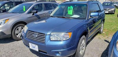 2008 Subaru Forester 2.5 X Premium for sale VIN: JF1SG65638H724627