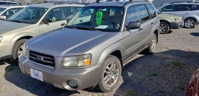2005 Subaru Forester 2.5 XS for sale VIN: JF1SG67615H723081