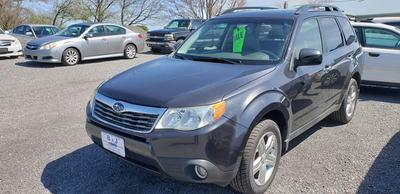 2009 Subaru Forester 2.5 X Limited for sale VIN: JF2SH64669H721426