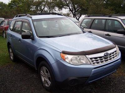 2012 Subaru Forester 2.5X for sale VIN: JF2SHABC2CG426316