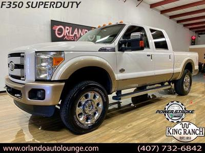 Ford F-350 2012 for Sale in Sanford, FL