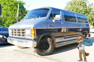 Dodge Ram Wagon 1990 for Sale in El Dorado, AR