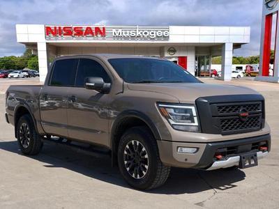 Nissan Titan 2020 for Sale in Muskogee, OK