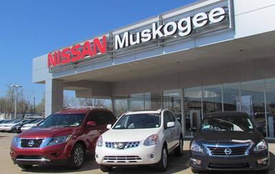 Nissan of Muskogee Image 8