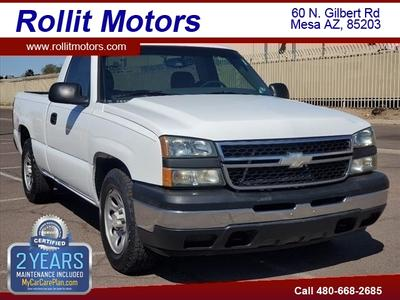 Chevrolet Silverado 1500 2006 for Sale in Mesa, AZ