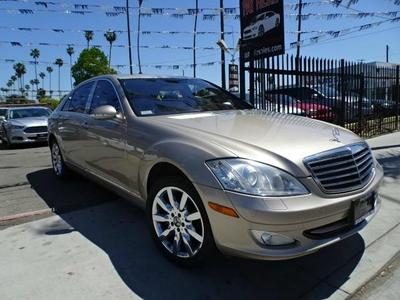 2007 Mercedes-Benz S-Class S 550 for sale VIN: WDDNG71X77A077335