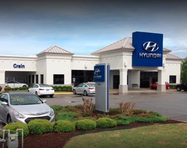 Crain Hyundai of Bentonville Image 4