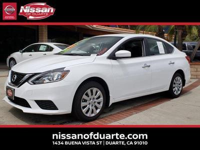 Nissan Sentra 2017 for Sale in Duarte, CA