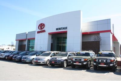 Heritage Toyota Image 4