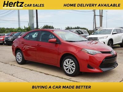 Toyota Corolla 2019 for Sale in Houston, TX
