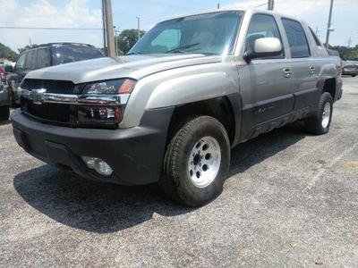 Chevrolet Avalanche 2003 for Sale in Jacksonville, FL